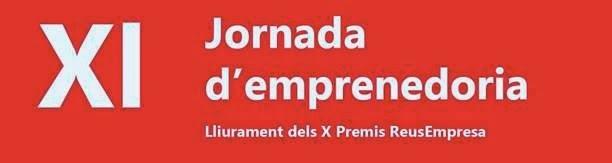XI Jornada de emprendeduría de Reus