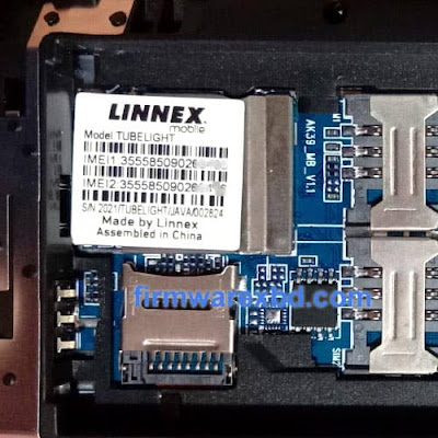Linnex Tubelight Flash File