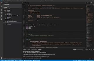 VS Code IDE