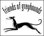 Friends of Greyhounds logo