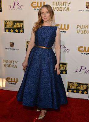 Julie Delpy Critics Choice Movie Awards 2014