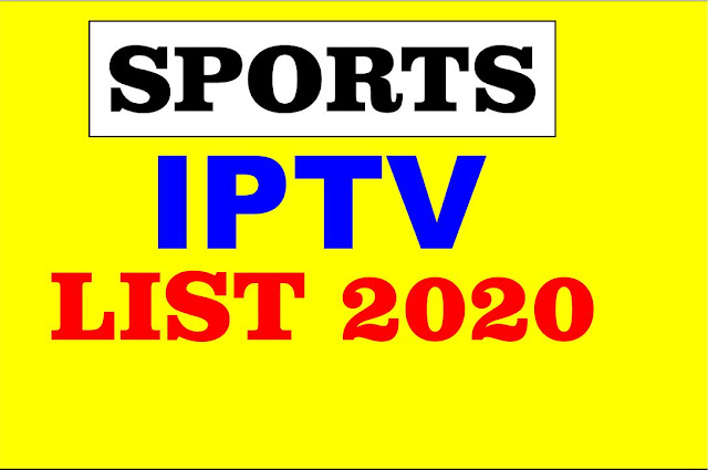 DOWNLOAD SPORTS FREE IPTV M3U