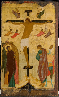 Crucifixion by Dionisius