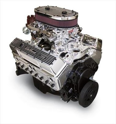edelbrock engines