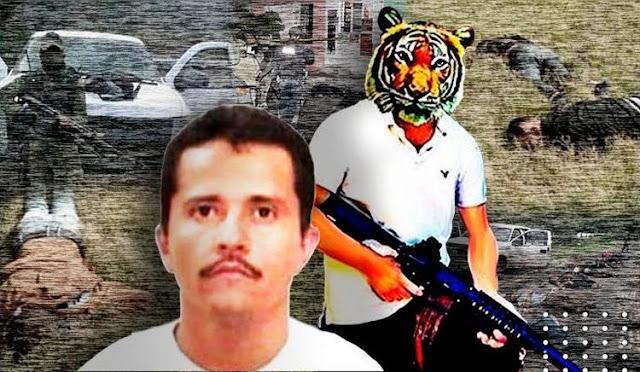"""""""El R-18"""": el brutal emboscada contra """"El Mencho"""" a manos del Cártel de Sinaloa y la aterradora Familia Michoacana"""