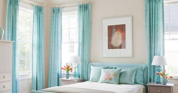 Dormitorios juvenil color turquesa y blanco decoraci n for Decoracion hogar juvenil