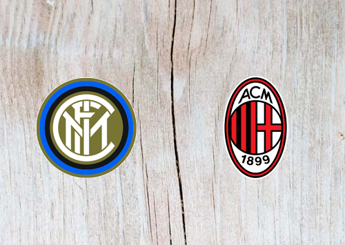 Inter Milan vs AC Milan Full Match & Highlights 21 October 2018