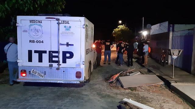 Cidade no RN vive nova noite de terror e seis pessoas são mortas a tiros