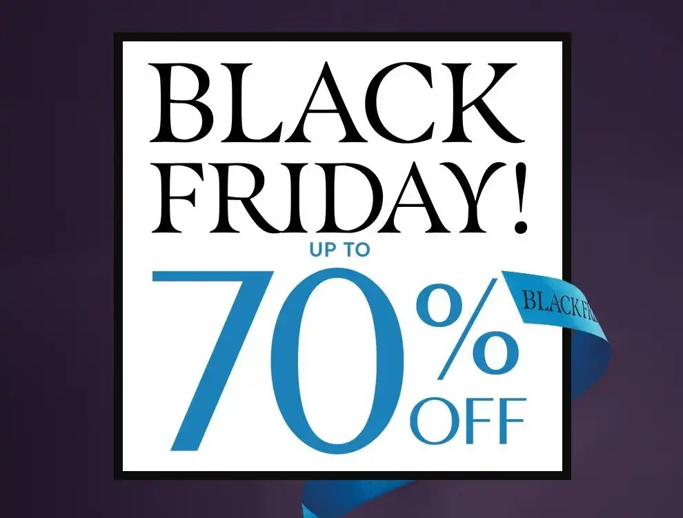 American Swiss Black Friday Deals up to 70%
