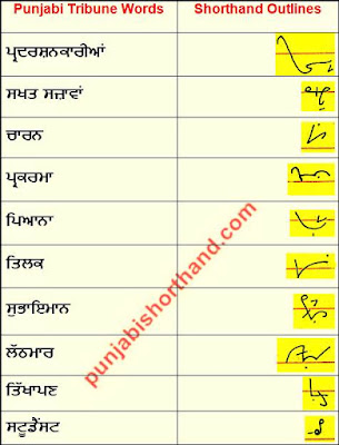 09-october-2020-punjabi-tribune-shorthand-outlines