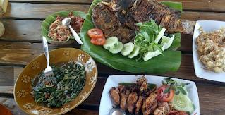 Menu Asela Food Resto