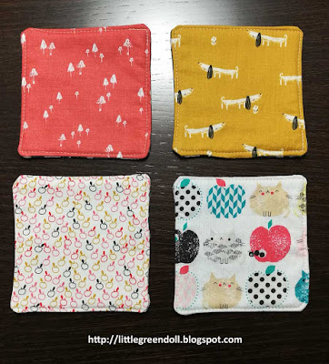 Place mats Mug rug coaster Individuales Posavasos