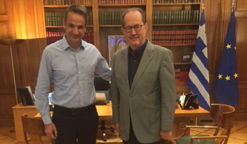 Με τον πρωθυπουργό Κ. Μητσοτάκη συναντάται στις 24 Ιουνίου Τετάρτη ο Περιφερειάρχης Πελοποννήσου