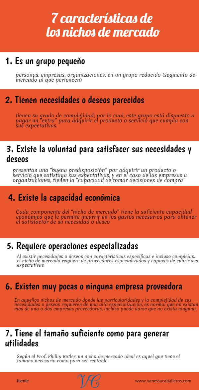 como elegir mi nicho de mercado - www.vanessacaballeros.com