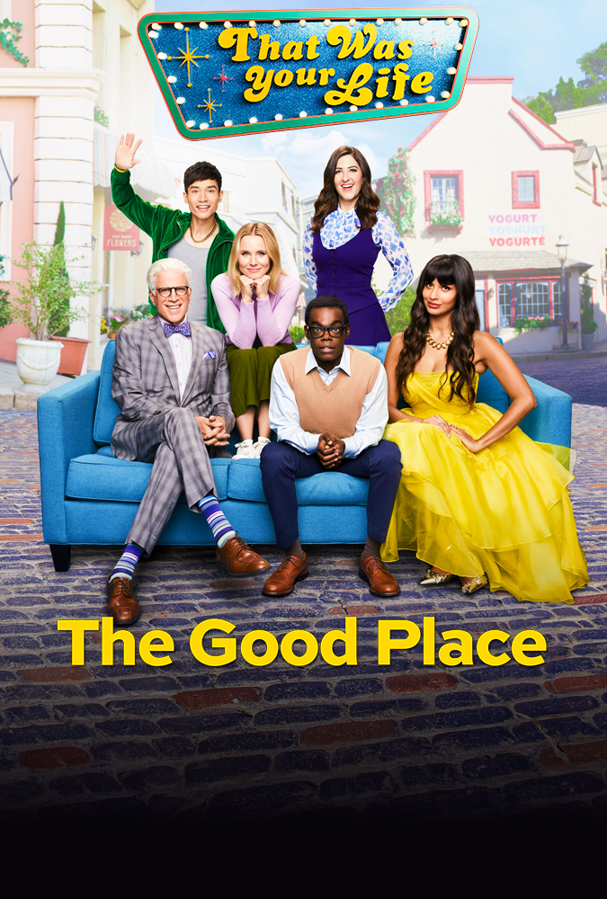 The Good Place 4×3 Ingles Subtitulado 720p