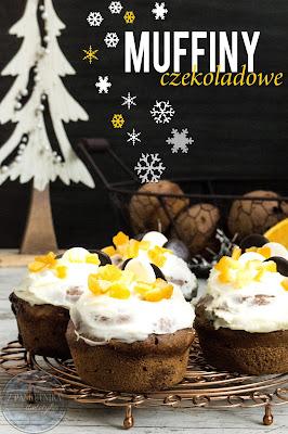 muffiny czekoladowe z pamiętnika dietetetyka
