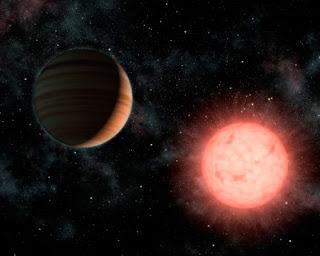 GJ 3512b: el exoplaneta imposible