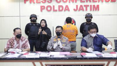 Warga Surabaya Diringkus Polda Jatim karena Menipu, Ngaku Bisa Masukkan ke Taruna Akpol