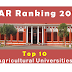 ICAR Ranking of Agriculture Universities-2017