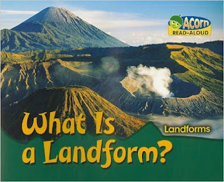 What Is A Landform by Rebecca Rissman