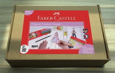 Origami Fashion Design, Faber Castell