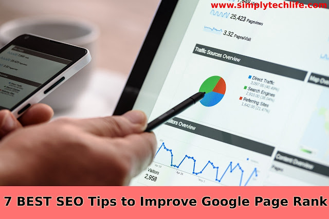 7 Best Search Engine Optimisation Tips to Improve Google Page Rank