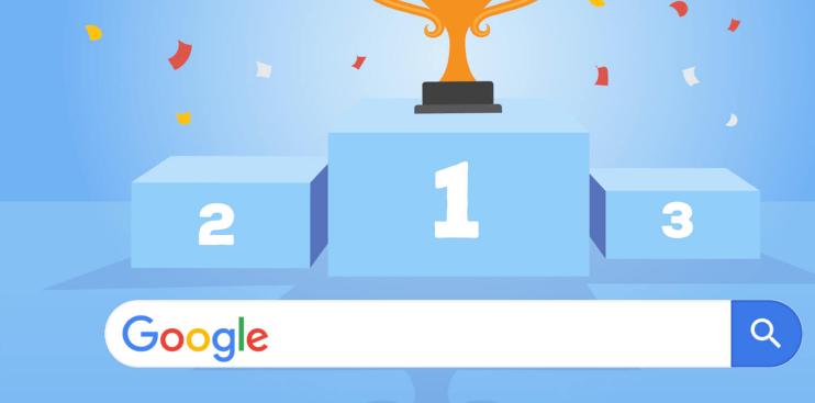 primi risultati su google