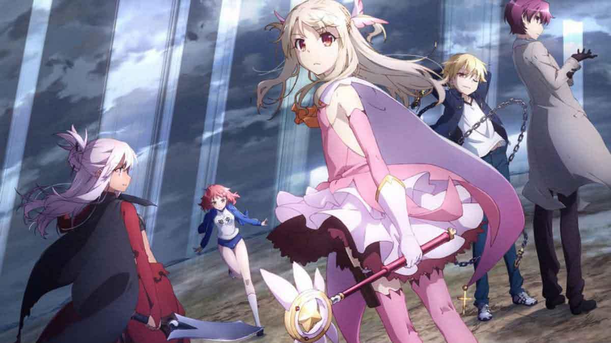 Fate/Kaleid Liner Prisma☆Illya BD (Episode 01 - 10) Subtitle Indonesia