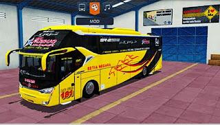 Bussid Bus SR2 ECE R66