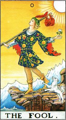 The Fool Tarot Card Meaning- Major Arcana