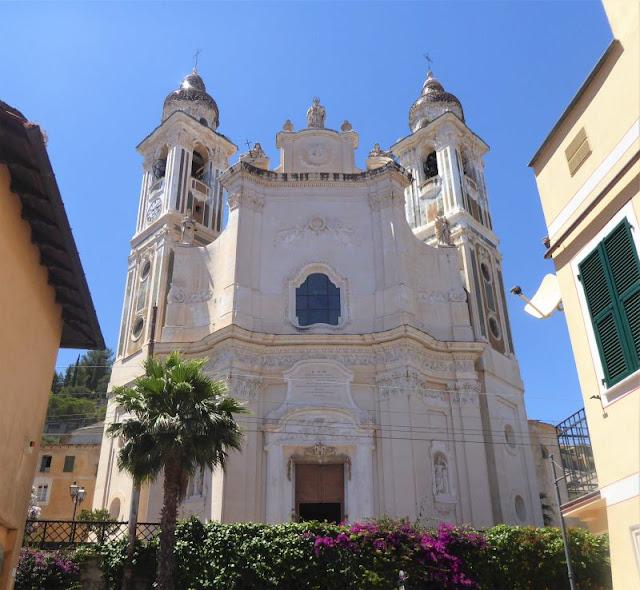 Chiesa San Matteo Laigueglia