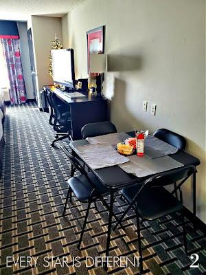 Hotel Living: Dining Room