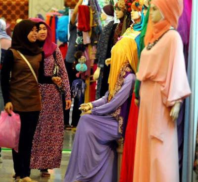 Ide bisnis menjual baju baru, busana muslim dan perlengkapan sholat