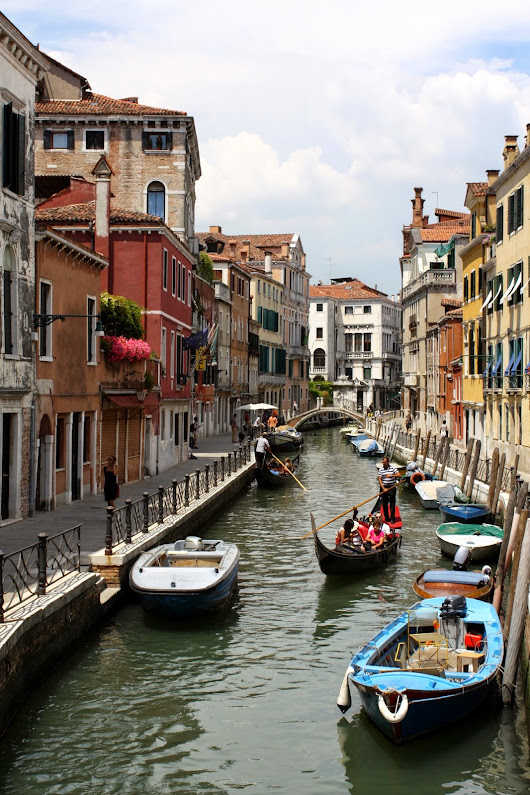 Budget Travel Tips: Venice