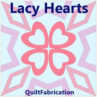 lacy heart-quilt block mania-romance-quilt block-applique quilt block-heart applique