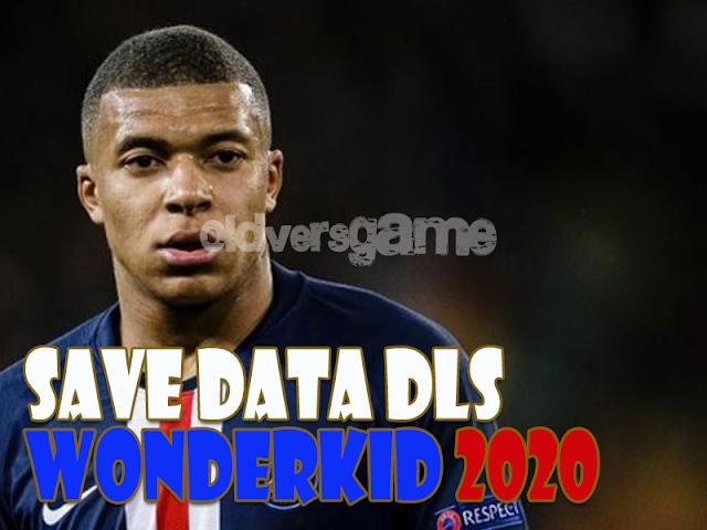 save-data-dls-wonderkid-2020
