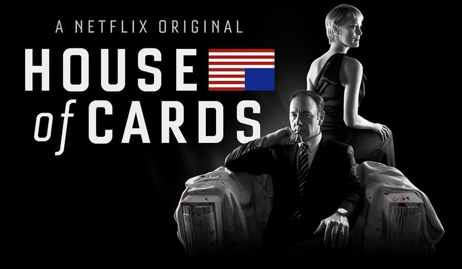 Série House of Cards - 5ª Temporada  Torrent