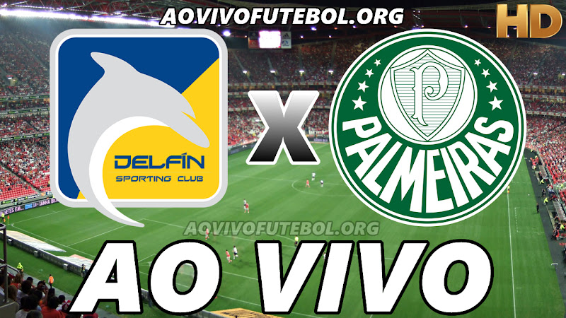 Delfín x Palmeiras Ao Vivo HD Online