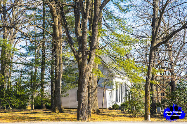 Church Among the Trees, Emmanuel Episcopal Church, Delaplane, VA