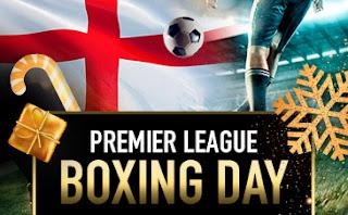 Boxing Day Sportium apuesta sin riesgo 23-26 diciembre 2019