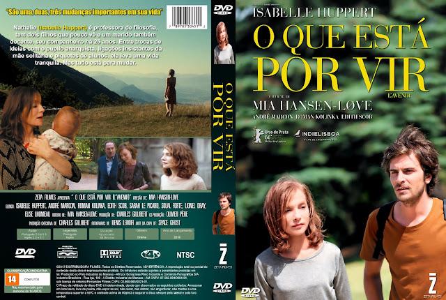 Capa DVD O Que Está Por Vir