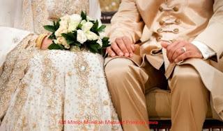 Arti Mimpi Menikah Menurut Primbon Jawa
