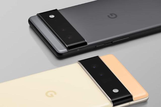 Google Pixel 6 Specs