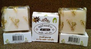 Harga Sabun Beras Thailand Semua Kemasan All Varian Lengkap