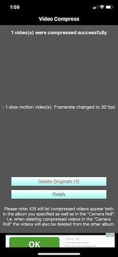 كيفية ضغط مقاطع الفيديو على iPhone احتفظ بها أو احذفها