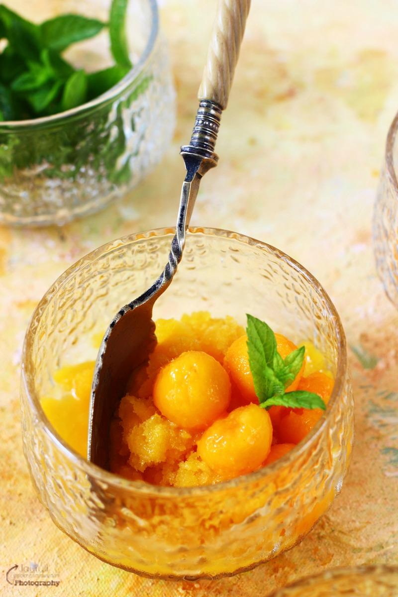 Jagruti's Cooking Odyssey: Tropical Fruit Granita with ...