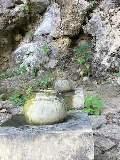 斎場御嶽の壺