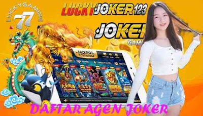 DAFTAR AGEN JOKER GAME SLOT TERMUDAH DI JOKER GAMING