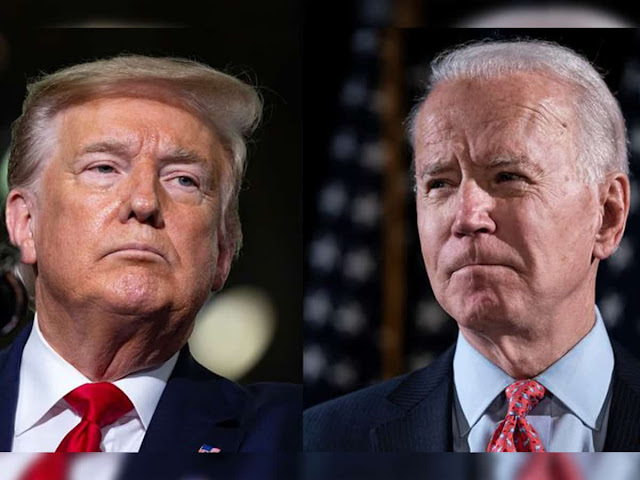 """Trump takes to Twitter to claim most of his votes were rigid to Biden hours after electoral college backed Joe Biden's win"""