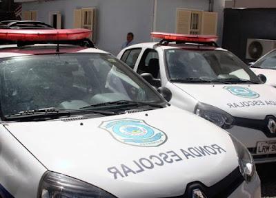 Mais duas viaturas entram em operação para o policiamento escolar da Guarda Civil de Petrópolis (RJ)